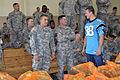 Thomas Keiser of the Carolina Panthers at Fort Bragg, December 2012.jpg