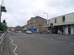 Shops on Main Street