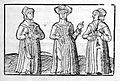 Three pregnant women. Wellcome L0003176.jpg