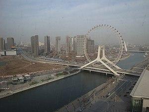 Tianjin Eye - Image: Tianjin Eye