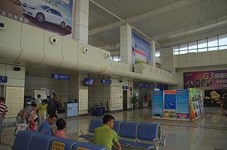 Tianshui Maijishan Airport airport in Tianshui, Peoples Republic of China