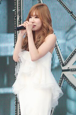 Tiffany during SM Town Live, 15 August 2014 03.jpg