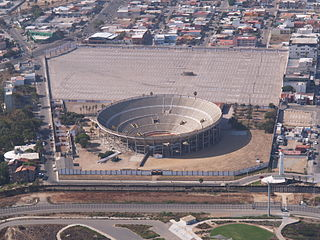 Multiple purpose facility in Tijuana, Mexico