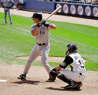 1999 New York Yankees season - Image: Tino Martinez 1999