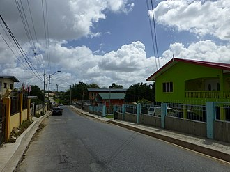 Arouca, Trinidad and Tobago - Image: Tn T Arouca 2