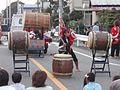 Tocando os tambores em Kozakai - panoramio.jpg