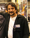 Tom Savini, one of the creators of the Jason Voorhees character.