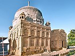 Tomb of Mir Tharo Talpur — the ruler of Mirpur Khas — in Chitorri Graveyard.jpg