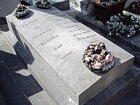 Tombe Eugène Boudin, Cimetière Saint-Vincent, Paris.jpg