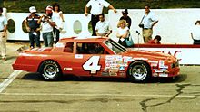 Auto Racing Nascar Lennie Pond on Morgan Mcclure Motorsports   Wikipedia  The Free Encyclopedia