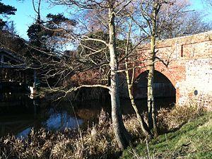 North Walsham & Dilham Canal - Tonnage Bridge