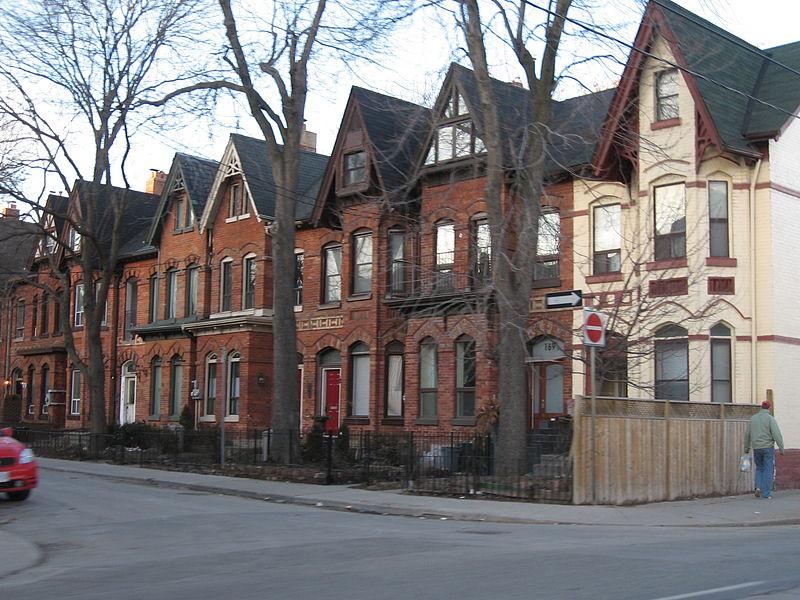 File:Toronto_Row_Houses.jpg - TerritorioScuola Enhanced Wiki Alfa ...