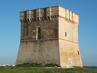 Porto Cesareo - Image: Torre chianca a porto cesareo