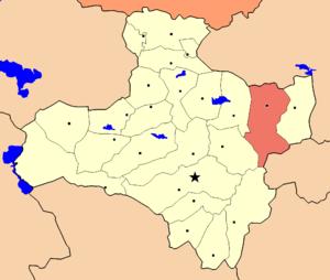 Tosontsengel, Zavkhan - Image: Tosontsengel, Zavkhan