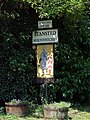Town boundary sign - geograph.org.uk - 904760.jpg