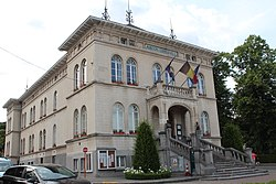 Town hall Watermael Boitsfort 2017-06 --2.jpg
