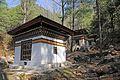 Trail to Tiger's Nest, Paro, Bhutan - panoramio.jpg