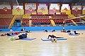 Training of the volleyball team of Espérance sportive de Tunis- entraînement de l'équipe volley-ball de l'Espérance sportive de Tunis-تمارين فريق الترجي الرياضي التونسي للكرة الطائرة photo5.jpg