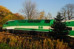 Trainspotting GO train -443 banked by MPI MP-40PH-3C - 615 (8123586371).jpg