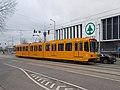 Tram line 42 (Tram 1544), 2018 Kispest.jpg
