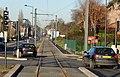 Travaux de la branche vers Vieux-Condé de la ligne B du tramway de Valenciennes en décembre 2013 (276).JPG