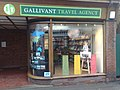Travel Agent in Ingatestone High Street - geograph.org.uk - 1702766.jpg
