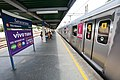 Trem Série 4000 - Estação Saracuruna(31-03-2014).jpg