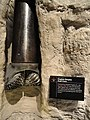 Tri-cone Insert Bit (roller-cone bit) - Houston Museum of Natural Science - DSC01339.JPG
