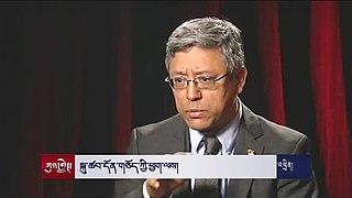 Tseten Samdup Chhoekyapa Tibetan diplomat