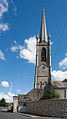 Tullow Church of the Most Holy Rosary Tower 2013 09 06.jpg
