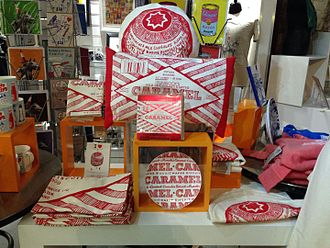Tunnock's - Gifts and art works inspired by Tunnock's distinctive design