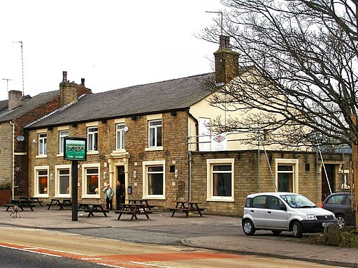 Creative Commons image of The Turf Tavern in Rochdale