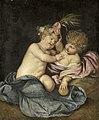 Twee spelende kinderen Rijksmuseum SK-A-622.jpeg