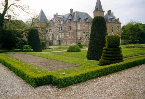 wandeling kasteel twickel