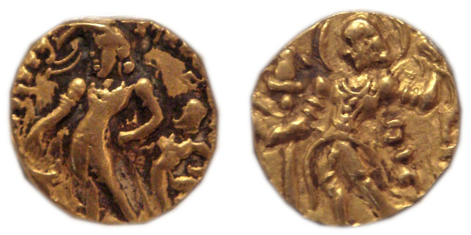 Two Gold coins of Chandragupta II