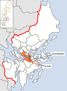 Tyresö Municipality in Stockholm County.png