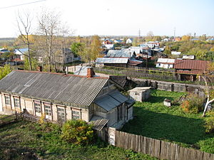 Kozlovsky District - Village Tyurlema, Kozlovsky District