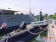 U.S.S. Croaker 6