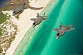 U.S. Air Force F-35A Lightning II aircraft assigned to the 58th Fighter Squadron, 33rd Fighter Wing fly in formation near Eglin Air Force Base, Fla., May 16, 2013 130516-F-XL333-711.jpg