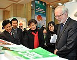 U.S. Ambassador David Shear opens safe medicine exhibition in Hanoi (6639711435).jpg