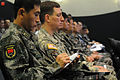 U.S. Soldiers with U.S. Army Pacific, the Hawaii Army National Guard and the U.S. Army Corps of Engineers; representatives with the Federal Emergency Management Agency; and Chinese service members participate 131112-A-NV268-013.jpg