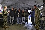 UFC fighters Ben Rothwell, Valentina Shevchenko, and Lorenz Larkin meet with U.S. Army Soldiers from the 690th Rapid Port Opening Element at Joint Base Langley-Eustis.jpg