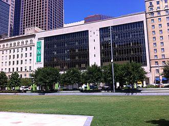 University of North Texas System - UNT headquarters in Dallas