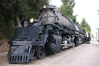 4-8-8-4 articulated locomotive wheel arrangement