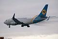 UR-GAS Ukraine International Airlines (4508380840).jpg