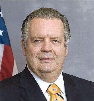 Richard Land - Image: USCIRF Commissioner Richard Land