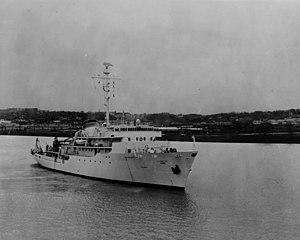 USNS Kane (T-AGS-27) - Image: USNS Elisha Kent Kane