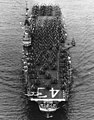 USS Coral Sea (CVB-43) bow view in 1949.jpg