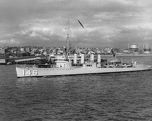 USS Elliot (DD-146) - USS Elliot (DD-146)