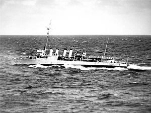 USS Humphreys (DD-236) in the mid-1930s